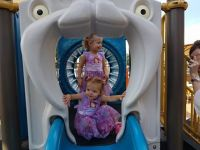 Alexia and Simone van Rensburg (twins 24 months)