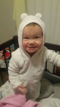 Ayla Cannell (4 months)