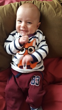 Connor Dalton (2½ months)